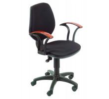 Офисное кресло Бюрократ CH-725AXSN/B Black черный