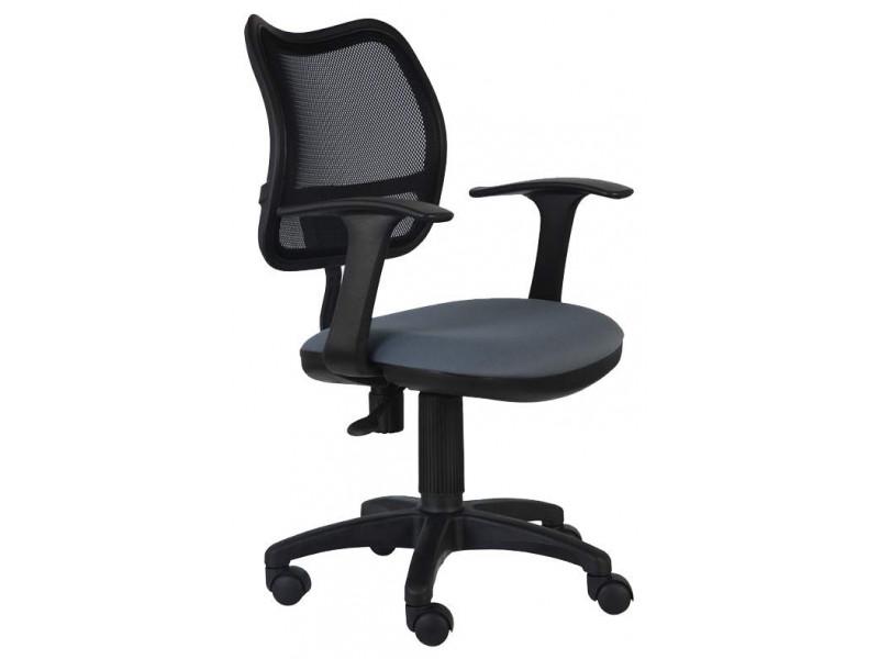 Офисное кресло Бюрократ CH-797AXSN/26-25 серый/черный