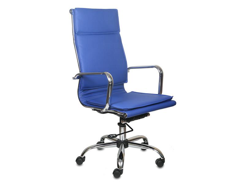 Офисное кресло Бюрократ CH-993/Blue синий
