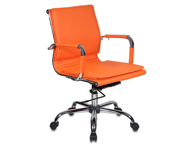 Офисное кресло Бюрократ CH-993-LOW/Orange оранжевый