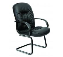 Офисное кресло Chairman 416V ЭКО черный матовый
