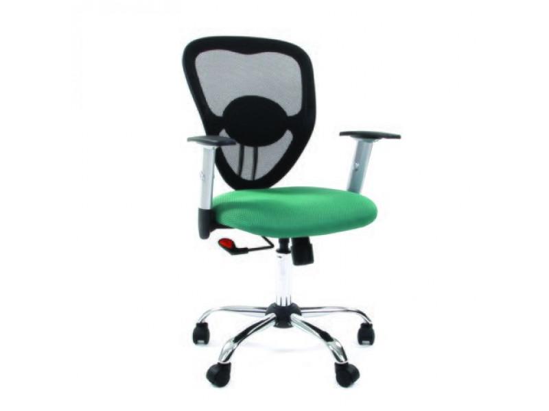 Офисное кресло Chairman 451 TW-18 зеленый NEW
